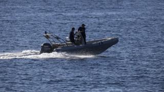 Χανιά: Περιπέτεια για πατέρα και παιδί μέσα στη θάλασσα