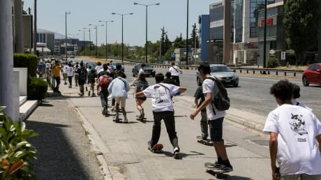 Athens Go Skateboarding Day 2020: Από το Μαρούσι ως το Μέγαρο Μουσικής ένα… πατίνι δρόμος
