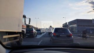Αποκαταστάθηκε η κυκλοφορία των οχημάτων στη λεωφόρο Κηφισού