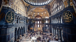Αγία Σοφία: Ο Τούρκος υπουργός Δικαιοσύνης παίρνει τη σκυτάλη για να γίνει τζαμί
