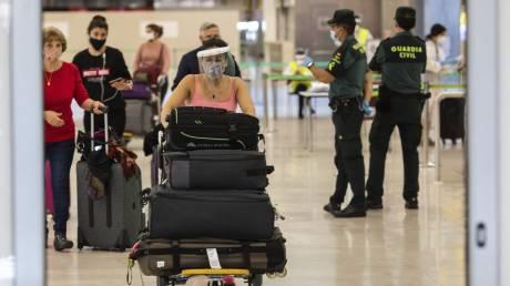 Μαδρίτη: Η Ισπανία άνοιξε τα σύνορά της στις χώρες της ζώνης Σένγκεν