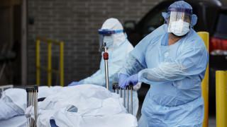 Κορωνοϊός στις ΗΠΑ: Ξεπέρασαν τους 120.000 οι νεκροί της πανδημίας