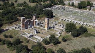 Αρχαιολογικός χώρος Φιλίππων: Έργα ύψους 3.700.000 για τα επόμενα δύο χρόνια