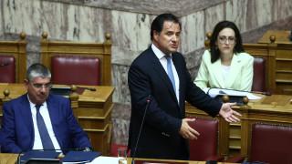 Γεωργιάδης: Η κυβέρνηση δεν λαϊκίζει, αλλά δεν θέλει και να καταστρέψει το τραπεζικό σύστημα