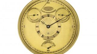 Ένα εκατομμύριο λίρες για το ρολόι του Γεωργίου Γ' σε δημοπρασία
