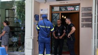 Θεσσαλονίκη: Οι πρώτες εικόνες από το σημείο όπου βρέθηκε το καμένο πτώμα της γυναίκας