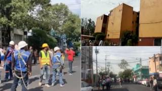 Σεισμός Μεξικό: Καρέ - καρέ το «χτύπημα» του Εγκελάδου