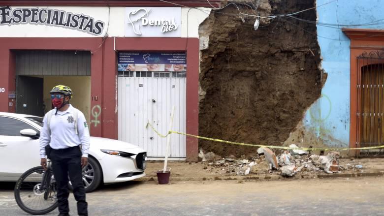 Σεισμός Μεξικό: Τουλάχιστον ένας νεκρός από την ισχυρή δόνηση