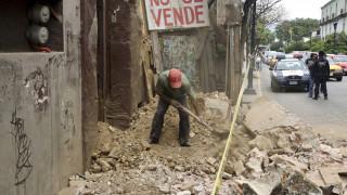 Σεισμός Μεξικό: Νεκροί, υλικές ζημιές και ένα μίνι-τσουνάμι μετά την ισχυρή δόνηση