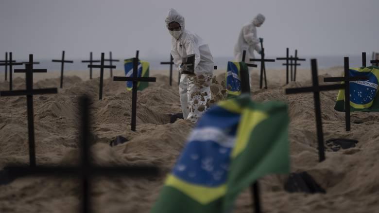 Κορωνοϊός - Λατινική Αμερική: Σε αυτές τις τρεις χώρες «θερίζει» η πανδημία
