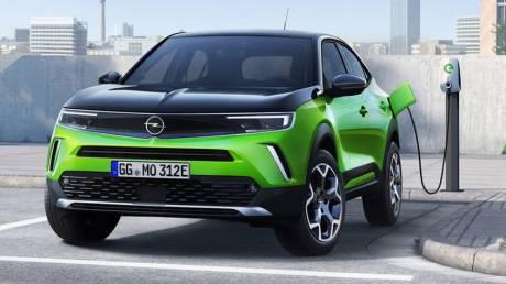 Αυτοκίνητο: Το καινούργιο μικρό SUV της Opel, το Mokka, είναι μοντέρνο, νεανικό και ηλεκτρικό