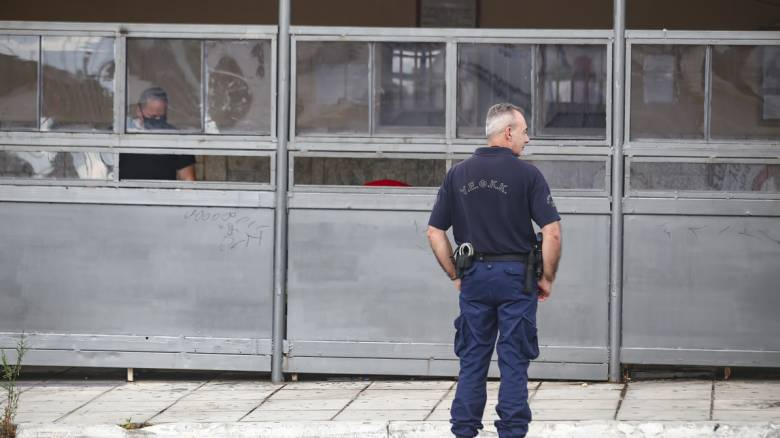 Κορωνοϊός: Αναστάτωση στις φυλακές Κορυδαλλού μετά το θετικό τεστ κρατουμένου