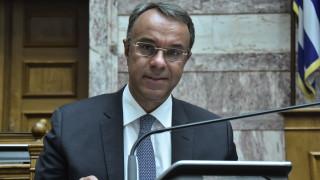 Σταϊκούρας: Στο 15% η ύφεση στο 2ο τρίμηνο