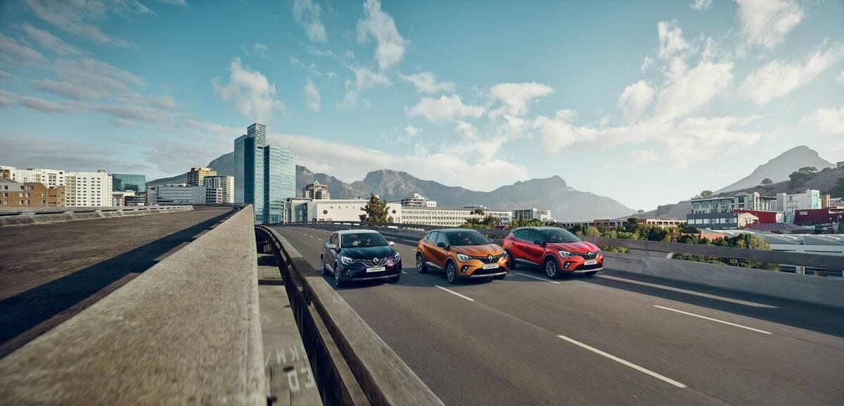 2019 New Renault CAPTUR 1 low