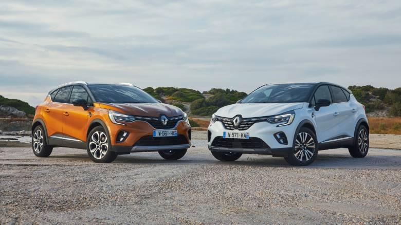 All-new Renault CAPTUR: Το Απόλυτο Crossover