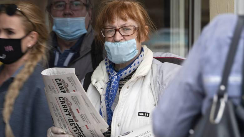 Κορωνοϊός- Ρωσία: Ξεπέρασαν τις 600.000 τα κρούσματα