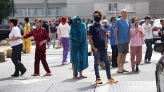 Καρέ - καρέ η επόμενη μέρα του φονικού σεισμού στο Μεξικό