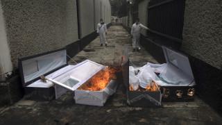 Κορωνοϊός: Εφιαλτικές προβλέψεις για τον αριθμό των νεκρών στη Λατινική Αμερική