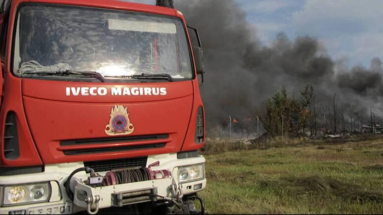 Συναγερμός στην Πυροσβεστική: Φωτιά στην Κάρυστο