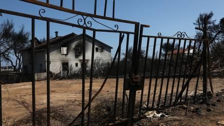 Φωτιά Μάτι: Δίωξη για κακούργημα κατά συγκεκριμένων προσώπων ζητά ο ανακριτής