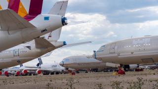 Το πιο πολυσύχναστο αεροδρόμιο της Ισπανίας... δεν έχει επιβάτες