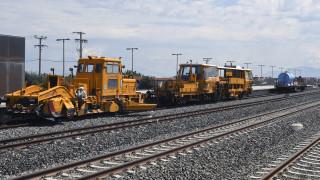 Σε λειτουργία η νέα διπλή σιδηροδρομική γραμμή Κιάτο - Διακοφτό - Αίγιο