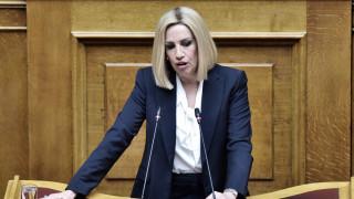 Γεννηματά: «Σοκαριστικές οι αποκαλύψεις για το παρακράτος του ΣΥΡΙΖΑ»