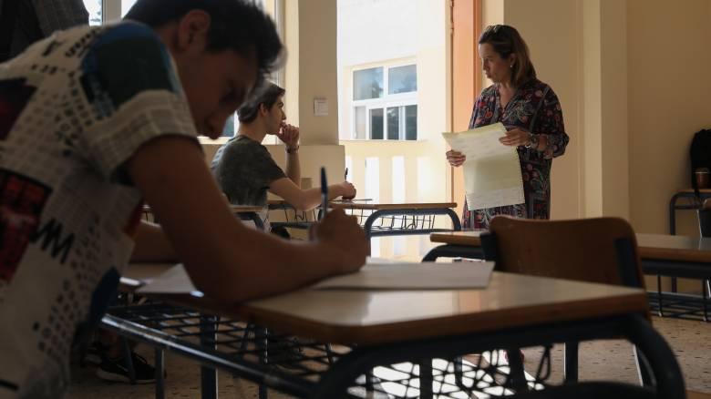 Πανελλήνιες εξετάσεις 2020: Το πρόγραμμα των ειδικών μαθημάτων