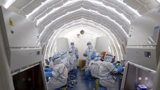 Πεκίνο: Χιλιάδες τεστ για τον κορωνοϊό σε υπαίθριες εγκαταστάσεις