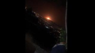 Ιράν: Έκρηξη φιάλης αερίου προκάλεσε την «πορτοκαλί λάμψη» που φάνηκε στον ουρανό της Τεχεράνης