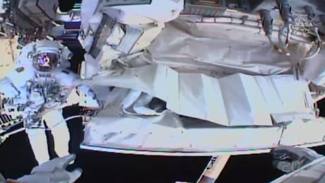 Αστροναύτες της NASA κάνουν περίπατο στο Διάστημα έξω από το Διεθνή Διαστημικό Σταθμό