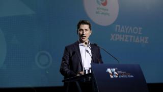 Χρηστίδης στο CNN Greece: Ο Τσίπρας να αναλάβει την πολιτική ευθύνη για τους συνεργάτες του
