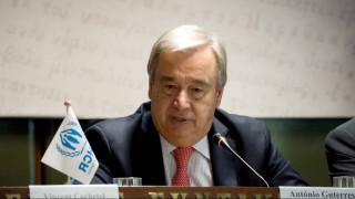 Γκουτέρες: Η διεθνής κοινότητα έχει σταθερά θεμέλια δράσης κατά των ναρκωτικών