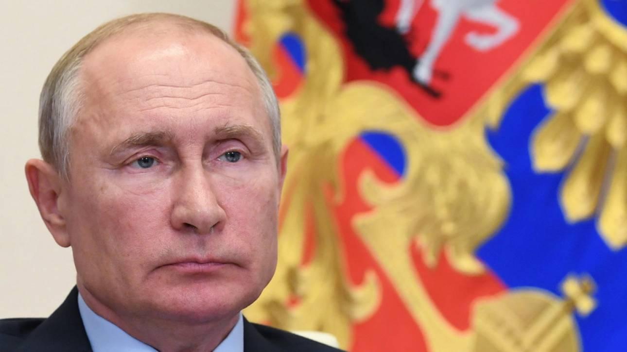 Πούτιν: Ο κορωνοϊός στην Ρωσία υποχωρεί