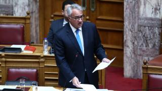 Βορίδης στο CNN Greece: «Ο ΣΥΡΙΖΑ έφτιαξε παρακράτος για την εξόντωση των πολιτικών του αντιπάλων»