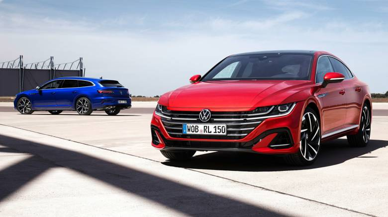 Αυτοκίνητο: H λιμουζίνα της VW, το Arteon, ανανεώθηκε και απέκτησε και κομψή έκδοση Shooting Brake