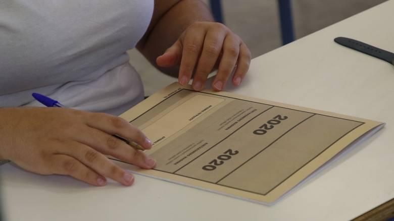 Πανελλήνιες 2020 - ΕΠΑΛ: Οι απαντήσεις των θεμάτων στα σημερινά μαθήματα ειδικότητας