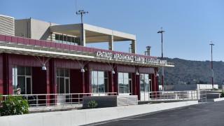 Το αεροδρόμιο Χανίων έτοιμο να δεχτεί τις πρώτες πτήσεις εξωτερικού
