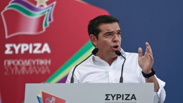 Τσίπρας: Ο Μητσοτάκης αποφεύγει να πιέσει την Τουρκία ελπίζοντας ότι δεν θα αυξηθούν οι ροές