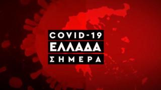 Κορωνοϊός: Η εξάπλωση του Covid 19 στην Ελλάδα με αριθμούς (27 Ιουνίου)