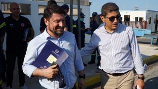 Χαρδαλιάς: 825 δείγματα καθημερινά από το αεροδρόμιο του Ηρακλείου