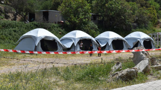 Κορωνοϊός - Μυτιλήνη: Τρία ασυμπτωματικά κρούσματα μεταξύ διασωθέντων προσφύγων