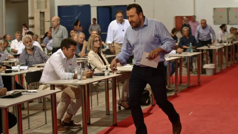 Επιτροπή Ανασυγκρότησης ΣΥΡΙΖΑ: «Ο Τσίπρας είναι ο στόχος»