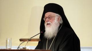 Στο νοσοκομείο ο Αρχιεπίσκοπος Αλβανίας