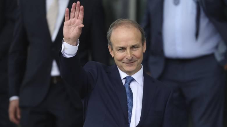 Ιρλανδία: Ο κεντρώος Μάικλ Μάρτιν νεός πρωθυπουργός της χώρας
