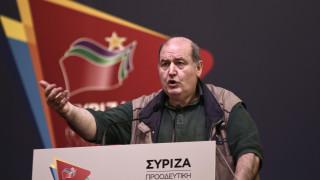Φίλης: Χυδαίο και προσβλητικό να μιλά η Δεξιά για παρακράτος του ΣΥΡΙΖΑ
