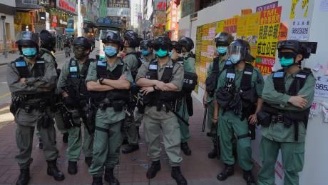Χονγκ Κονγκ: Σιωπηλή πορεία διαμαρτυρίας για τη νομοθεσία περί εθνικής ασφάλειας