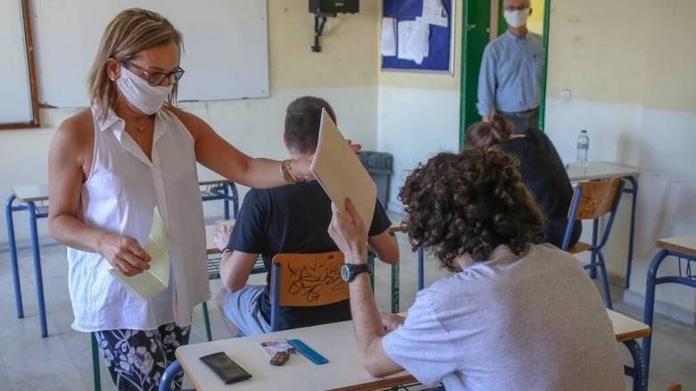 Πανελλήνιες 2020: Αντίστροφη μέτρηση για την έναρξη των ειδικών μαθημάτων των ΓΕΛ