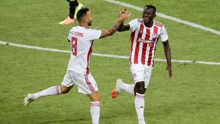 ΑΕΚ - Ολυμπιακός 1-2: Νίκησε στην πρόβα και κατέκτησε το Πρωτάθλημα