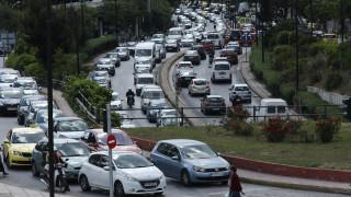 Κυκλοφοριακό «χάος» στην Αθήνα – Πού εντοπίζονται τα προβλήματα